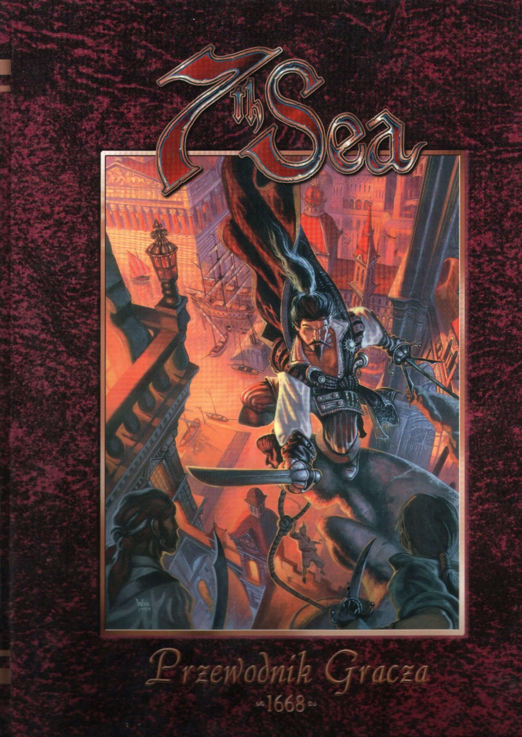 7th Sea 1ed