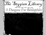 The Stygian Library