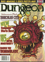 Dungeon 97 cover 500