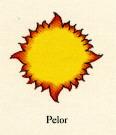 Pelor sun