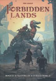 Forbidden lands boxset cover