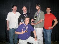 ENnie Award 2009 Gamedesigners