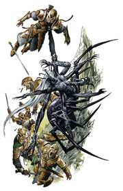 Lolth battle