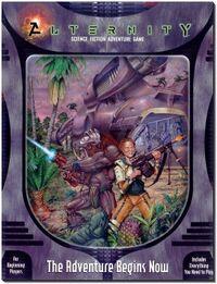 Alternity box cover