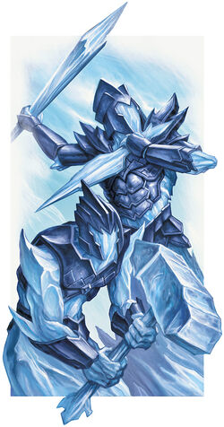 Ice Archon DnD4 MM
