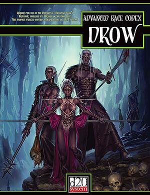 GRR1604 Advanced Race Codex - Drow