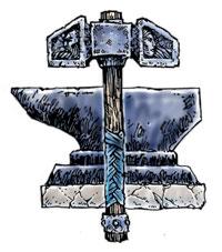 Moradin symbol FRFnP DnD3 2002