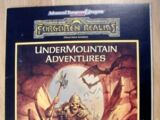 Undermountain Adventures