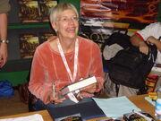 Margaret Weis - Lucca Comics 2007