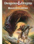 DnD Rules Cyclopedia