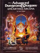 ADnD Unearthed Arcana