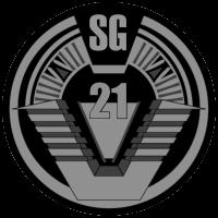 Sg21 badge small