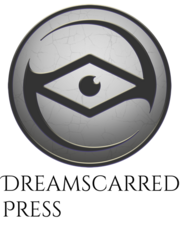 Dreamscarred press logo