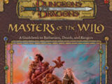 Masters of the Wild