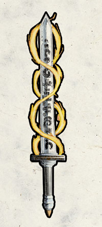 Brightaxe symbol