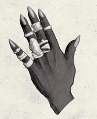 Kiaransalee symbol