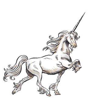Unicorn AD&D