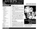 GURPS Lite