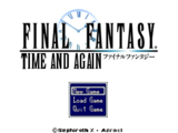 Final Fantasy: Time and Again