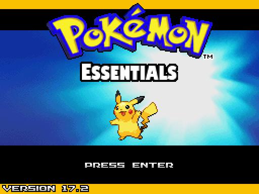Pokémon Essentials   RPG Maker Wiki   FANDOM powered by Wikia