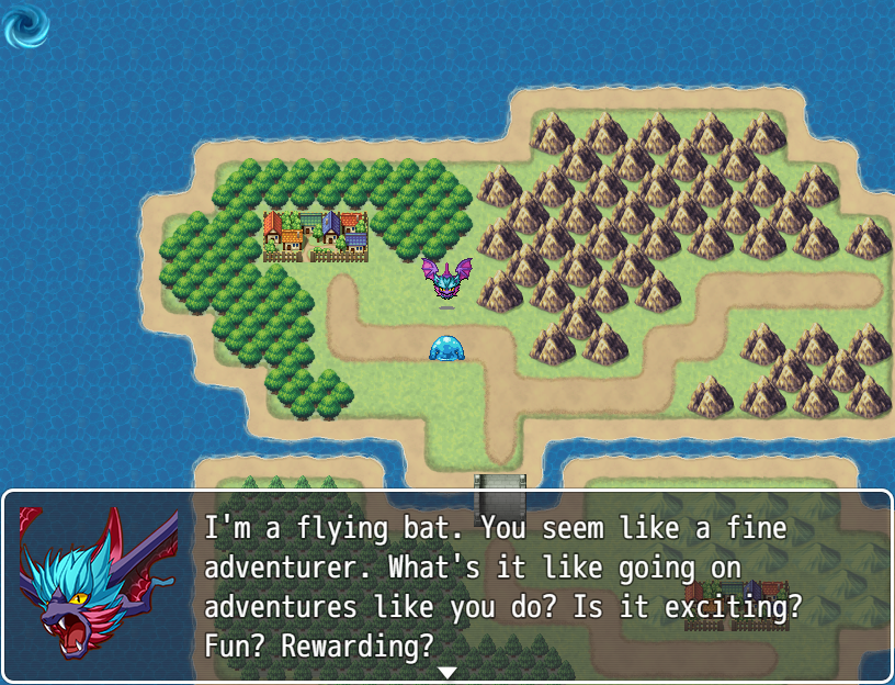 Show Text | RPG Maker Wiki | FANDOM powered by Wikia