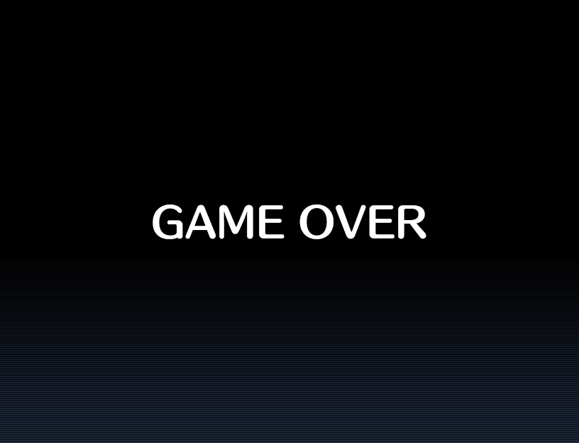 Game Over | RPG Maker Wiki | FANDOM powered by Wikia