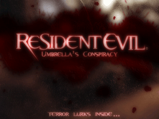 Resident Evil: Umbrella's Conspiracy | RPG Maker Wiki | FANDOM