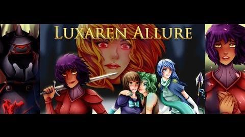 Luxaren Allure Episode 1 New RPG Let's Play Series!!