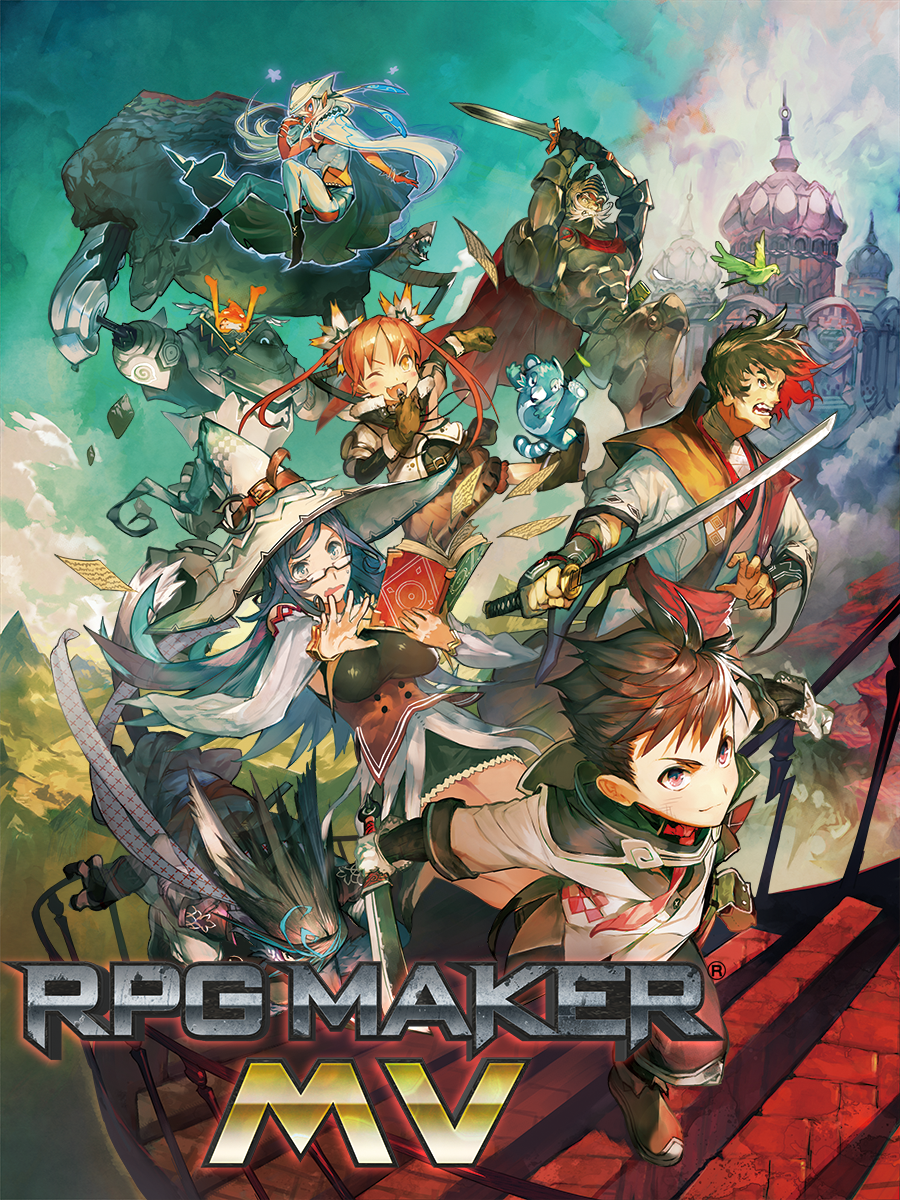 RPG Maker MV | /rpgmg/ Games Wikia | FANDOM powered by Wikia