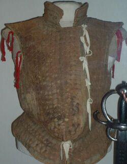 Leathercuirass