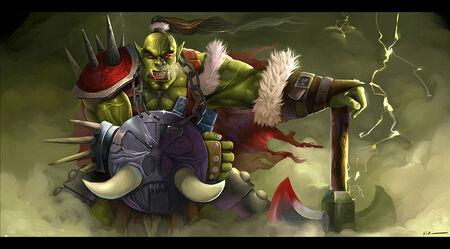 Chao Legion Knight