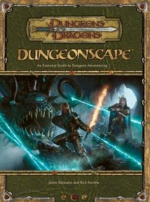 Dungeonscape Cover