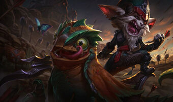 Yordles Runeterra Wiki Fandom The yordles come from bandle city, on the planet runeterra and are very short. yordles runeterra wiki fandom