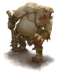 Monster Manual 5e - Ogre - p237