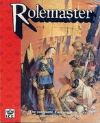 RM2 1000 Rolemaster Box1989