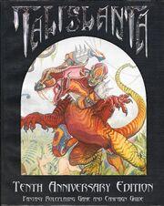 Talislanta Tenth Anniversary Edition - Front Cover