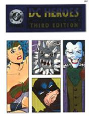 DC Heroes Third Edition