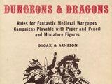 Dungeons & Dragons (1974)