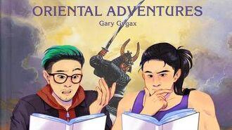 Asians Read... AD&D Oriental Adventures (Part 1) Introduction