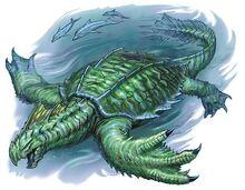 Dragonturtle