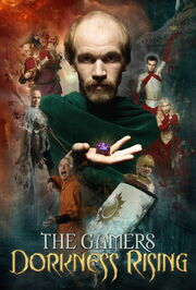 The Gamers Dorkness Rising poster