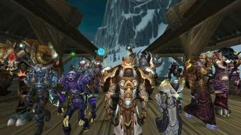 Wrath of the Lich King - Patch 3.2 Call of the Crusade