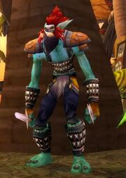 Young Zar'azune In-game