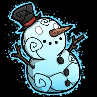 Frostsnowman