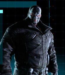Batman Bane 01