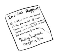 Incidentreport