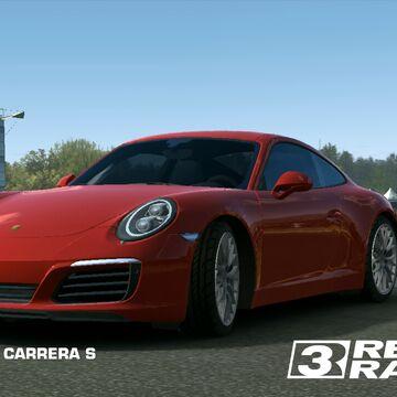 Porsche 911 Carrera S Real Racing 3 Wiki Fandom