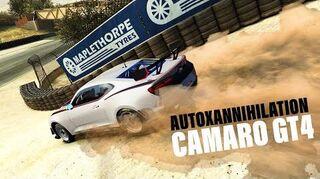 Chevrolet Camaro GT4