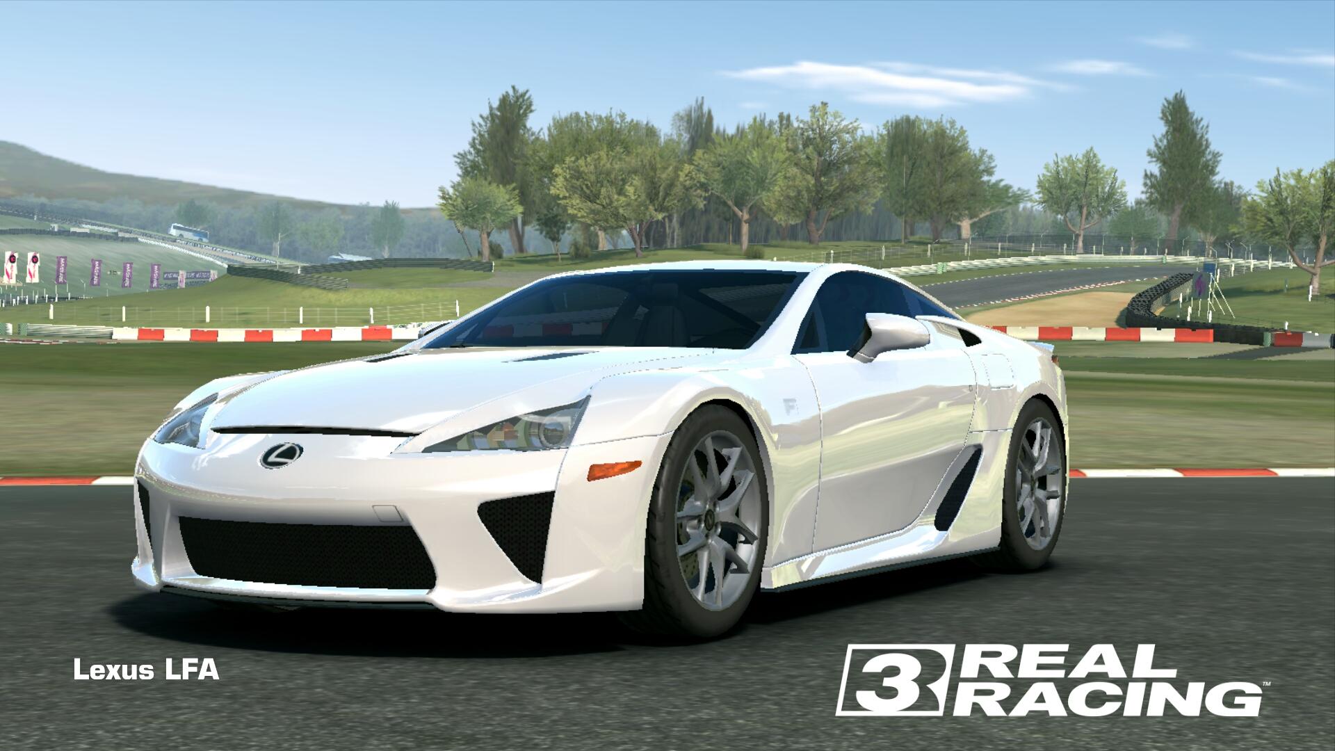 Image Showcase Lexus LFAjpg Real Racing Wiki FANDOM - Audi car wiki