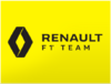 RENAULT F1® TEAM flag